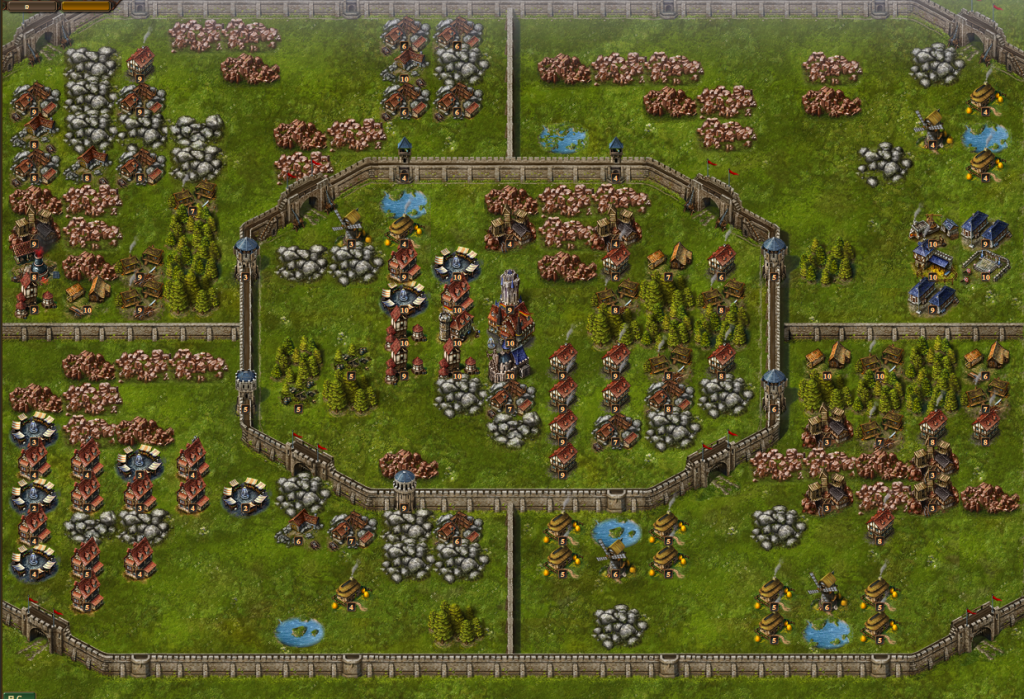 Lord of ultima city strategies