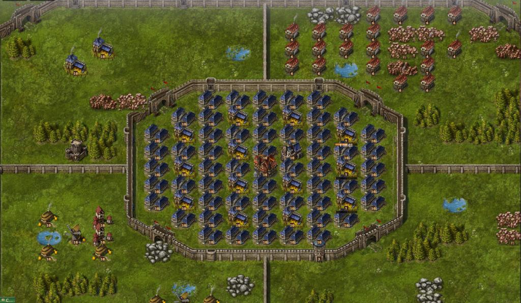 knight city strategy